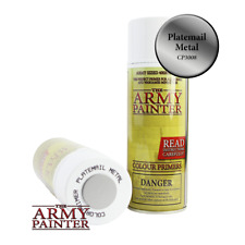 The Army Painter Colour Primer: Plate Mail Metal