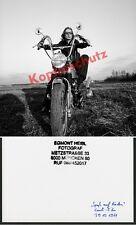 Michel Jacot BMW Motorrad R 69 S Chopper Modifikation München Haar Keferloh 1971