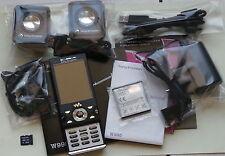 Sony Ericsson W995 Black (Ohne Simlock) Handy <<super zustand>> IMEI: 015