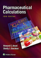 Pharmaceutical Calculations 15E by  Ansel, Shelly Janet Prince Stockton