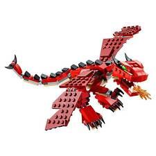 Lego Creator 31032 Red Creatures MISB
