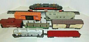 LIONEL 1956 FREIGHT TRAIN SET VINTAGE O GAUGE POSTWAR