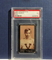 RARE football card, first set produced: 1894 Mayo N302 YALE ALL-AMERICAN Murphy