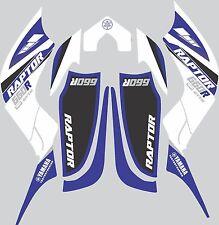 Graphics for Yamaha Raptor 660 660R ATV  decals stickers