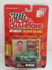 Racing Champions 1997 Edition NASCAR Wally Dallenbach 1/64 Scale DiecastReplicas