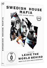 Blu-ray * SWEDISH HOUSE MAFIA - LEAVE THE WORLD BEHIND  # NEU OVP %