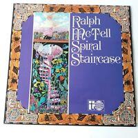 Ralph McTell - Spiral Staircase - Vinyl LP Transatlantic UK NM Streets of London