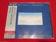 DIRE STRAITS - COMMUNIQUE - JAPAN JEWEL CASE SACD SHM CD - UIGY-9635