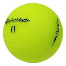 48 TaylorMade Project (s) Matte Yellow Used Golf Balls AAAA *In a Free Bucket!*