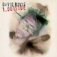 DAVID BOWIE - 1.OUTSIDE (180GR.) CD NEW!