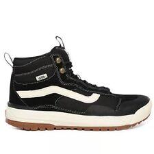 Vans Men's 13 ULTRARANGE EXO Hi MTE. Black/White. Trail Hiking Shoes