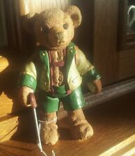 Parte di Gilde COLLECTORS BEAR/ORSO German handmade Figure Escursionisti from the 90 IES