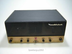 Vintage Heathkit AA-40 / Daystrom  Stereo Tube Amplfier  -- KT#2