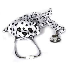 NEW DALMATION STETHOSCOPE COVER,  SOFT MATERIAL, PARAMEDIC, AMBULNCE, NURSE, EMT