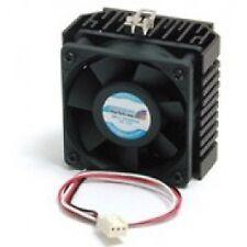 StarTech 65x60x45mm Socket 7/370 CPU Cooler Fan with Heatsink & TX3 Connector