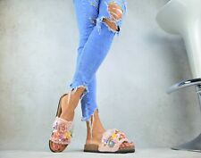 Sexy Summer Sandals Plateau Ladies' Shoes Flowers Casual Shoes Ballerina