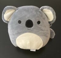 """2021 SQUISHMALLOW 7.5"""" Plush  KIRK the Grey Koala  New With Tags"""