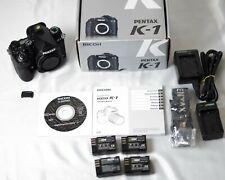 Pentax K Series K-1 (Mark 1) - FULL FRAME Camera - Body Only!