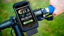 Wireless Biking Computer and Mounting Professional System for iPhone and iPod