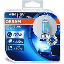 Osram HB4 Cool Blue Intense 9006CBI-HCB Faro Halógeno Bulbos Niebla Bulbs Twin