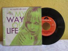 "BERT KAEMPFERT -MY WAY OF LIFE / THE WORLD WE KNEW- 1968 MEXICAN 7"" EP PS"