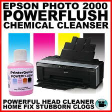 Epson Stylus Photo 2000 Head Cleaner: Nozzle Cleanser & Printhead Unblocker