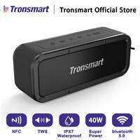40W Tronsmart Element Force bluetooth Speaker NFC Waterproof Portable Subwoofer