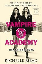 Vampire Academy Official Movie Tie-In Edition Richelle Mead Very good