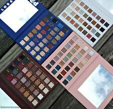Bnib Lorac Mega Pro 1, 2 & 3 Eyeshadow Palettes Set Sold Out 32 Shades Each