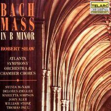 Johann Sebastian Bach - Bach Mass in B minor [CD]