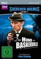 Sherlock Holmes, Vol. 2 * DVD 2 weitere Folgen Krimiserie Peter Cushing Pidax