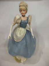 Rare Franklin Mint Premier Edition Porcelain Collectible Cinderella Doll