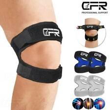 Knee Brace Strap Patella Support Stabilizer Sports Joint Pain Arthritis Relief
