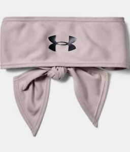 "Under Armour Head Tie Hair Bandana Headband Tennis/Sports UA (3"" Width)"