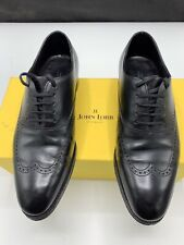 John Lobb Men's  Shoes Size 6 Black Huston Model