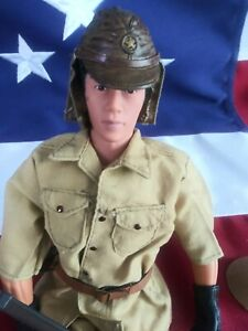 1/6 WWII JAPANESE INFANTRY SOLDIER OKINAWA ACTION FIGURE
