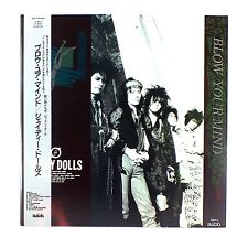 "SHADY DOLLS ""Blow Your Mind"" NM/NM 1987 Japan orig. 1st edition w/OBI"