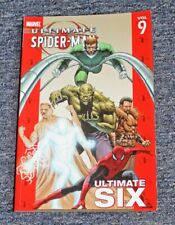 2005 ULTIMATE SPIDER-MAN / ULTIMATE SIX / VOL. 9 / MARVEL COMICS GRAPHIC NOVEL
