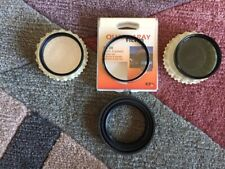 TIFFEN FILTER SET OF 3  62MM W/SHADE 67MM