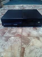 Microsoft XBOX ONE 500GB Black - CONSOLE ONLY.