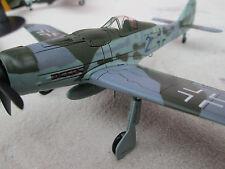 Fw-190 Focke Wulf D9 Prenzlau 1945  Metallmodell  Yakair / Avion Aircraft Me-109
