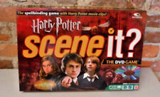 "Harry Potter Game ""Scene It"" with DVD 2005 Movie Clips"