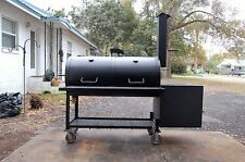 New BBQ Patio Smoker Double Door Non Inuslated Fire Box