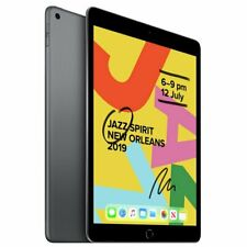 "Apple iPad 10.2"" 7th Generation 32GB (2019) WiFi Space Grey"