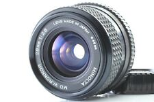 [EXC+++++ ] minolta New MD 28mm f/2.8 From JAPAN 720