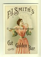 ad3335 - F&J.Smiths , Cut Golden Bar - Modern Advert Postcard