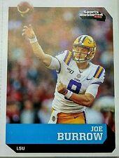 Sports Illustrated Kids Jan Feb 2020 Unread JOE BURROW LSU Tigers Rookie Card
