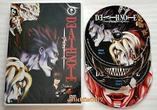 DEATH NOTE Complete English Anime DVD Collection TV Series Ep 1-37 Box Set  USA
