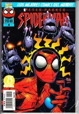 PETER PARKER : SPIDERMAN  Nº  8   FORUM. LOMO NEGRO.