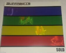 Suffrajets - Sold CD Single (1 audio + 1 video)